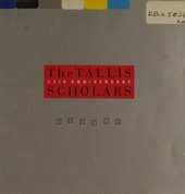 Silver : The best of The Tallis Scholars