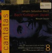 Cantates : Leipzig cantatas. [Vol.] 8