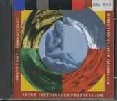 Sacrae lectiones ex propheta Job