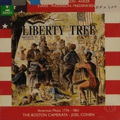 Liberty tree : Early American music 1776-1861