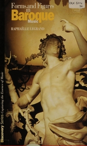 Forms and figures in baroque