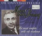 De onvergetelijke Max van Praag