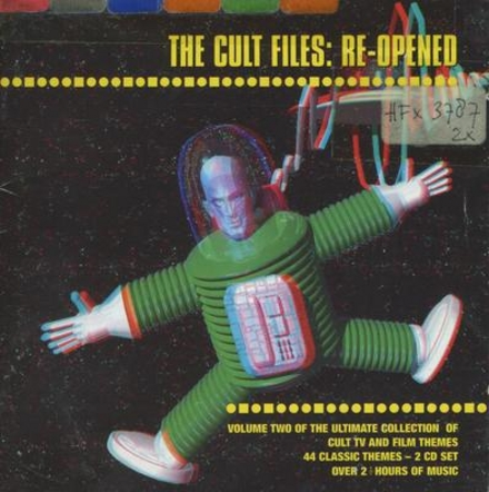 The cult files: re-opened. vol.2