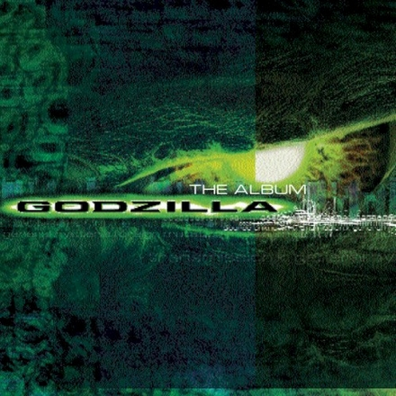 Godzilla : the album