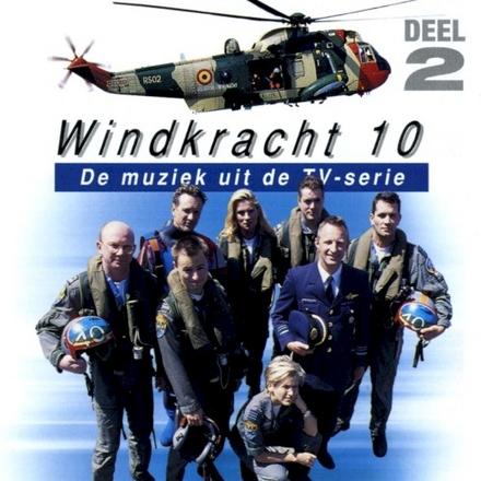 Windkracht 10 : de muziek uit de tv-serie. vol.2