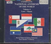 The complete national anthems of the world : [1998 edition]. Volume 4, Laos - Oman