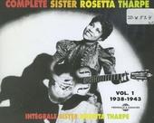 Complete Sister Rosetta Tharpe. vol.1 : 1938-1943