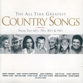 The all time greatest country songs