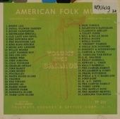 Anthology of American folk music. vol.1 : Ballads