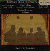 Kambara music in native tongues