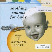 Soothing sounds for baby. Vol. 2, 6 to 12 months