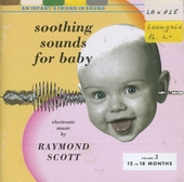 Soothing sounds for baby. Vol. 3, 12 to 18 months