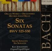 Six sonatas BWV.525-530. vol.99