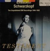 The unpublished EMI recordings 1946-1952