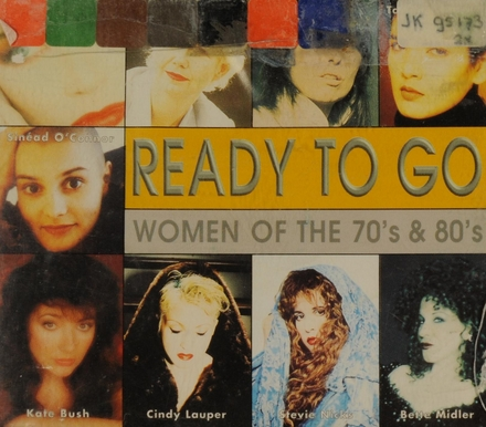 Ready to go : women of the 70's & 80's