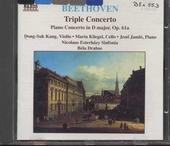 Piano concerto in D, op.61a