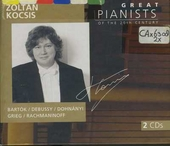 Great pianists of the 20th century. Vol. 59, Zoltán Kocsis