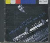 Intégrale de l'oeuvre pour piano : Volume 1. vol.1