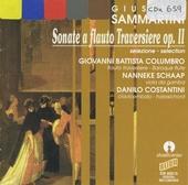 Sonate a flauto op.2