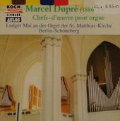 Chers-d'oeuvre pour orgue/mai
