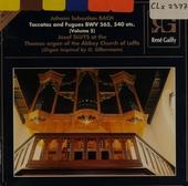 Toccatas and fugues BWV 565, 540 etc.. Vol. 5