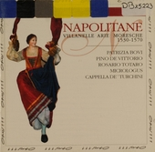 Napolitane : villanelle, arie, moresche 1530-1570