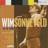 Wim Sonneveld op de radio