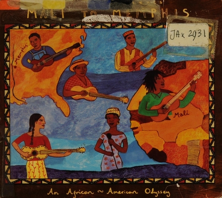 Putumayo presents Mali to Memphis