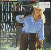 Country love songs : the masters