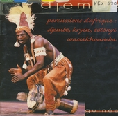 Djembé : percussions d'Afrique