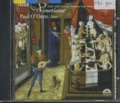 Alla venetiana : early 16th century Venetian lute Music