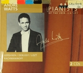Great pianists of the 20th century. Vol. 96, André Watts