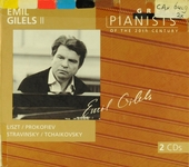 Great pianists of the 20th century. Vol. 35, Emil Gilels, vol. 2