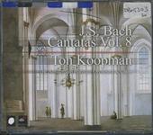 Complete cantatas. Vol. 8