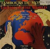 Tambours du monde. Vol. 2