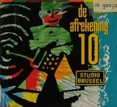De afrekening van Studio Brussel. 10