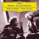 Cello sonata no. 1 op. 38