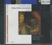 Missa Maria concertata
