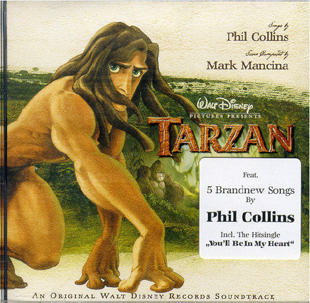 Tarzan : original soundtrack