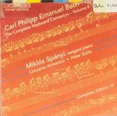 The complete keyboard concertos - volume 8. vol.8