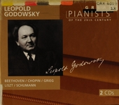 Great pianists of the 20th century. Vol. 38, Leopold Godowsky