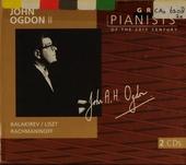 Great pianists of the 20th century. Vol. 73, John Ogdon, vol. 2