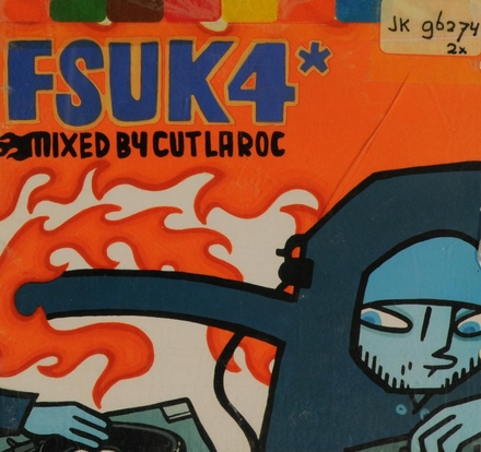 FSUK4 Mixed by Cut La Roc