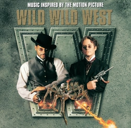 Wild wild west : music inspired by the motion picture
