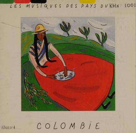 Colombie : les musiques des pays du café