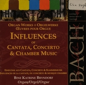 Influences of Cantata, concert & chamber music. vol.98