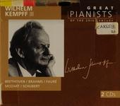 Great pianists of the 20th century. Vol. 57, Wilhelm Kempff, vol. 3