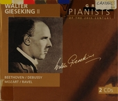 Great pianists of the 20th century. Vol. 33, Walter Gieseking, vol. 2