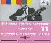 Intégrale Django Reinhardt. Vol. 11, Swing 42 1940-1942