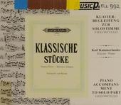 Klassische Stücke : Violoncello und Klavier